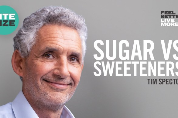 the truth about artificial sweeteners and sugar