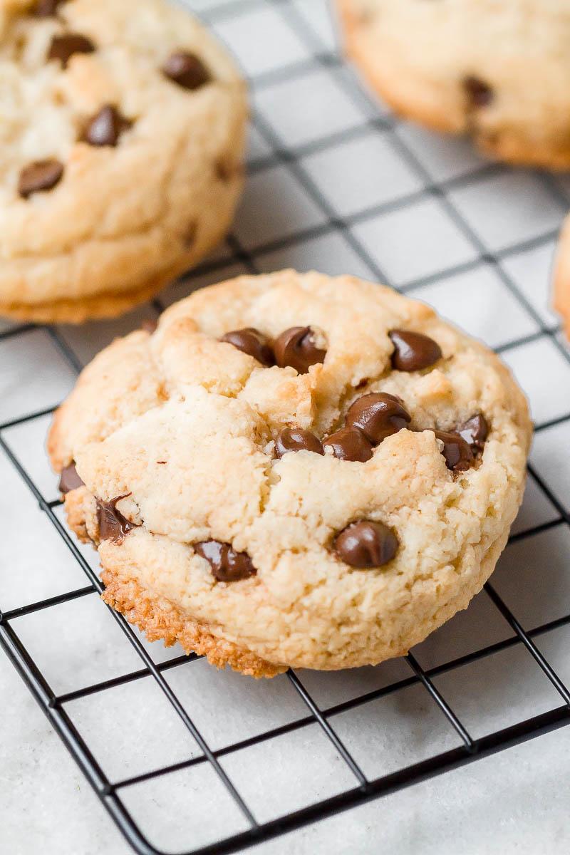 Dreamy Creamy Keto Cookie recipe