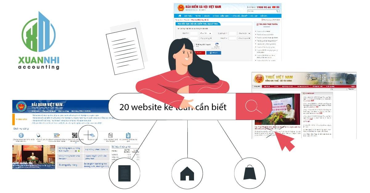 website kế toán cần biết