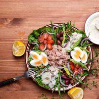 Keto Nicoise Salad