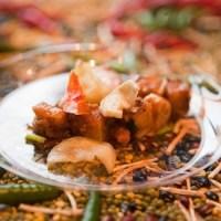 Pork Radish Hash