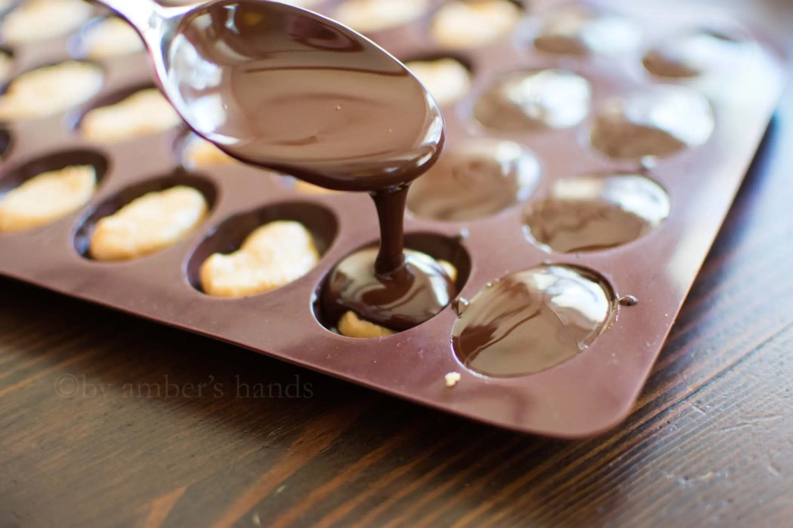 Easy No Bake Easter Egg Nest Cookies -by amber's hands-
