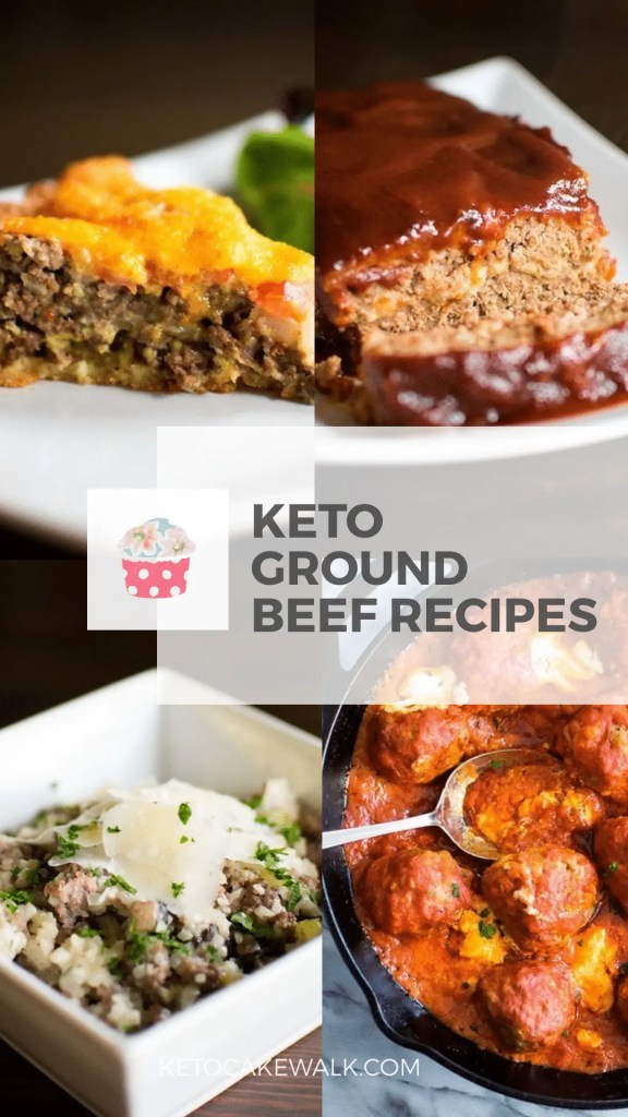 Huge list of keto friendly ground beef recipes that are easy and inexpensive! Keto doesn't have to be hard! #keto #lowcarb #groundbeef #beef #dinner #easy #cheap #inexpensive #glutenfree #grainfree