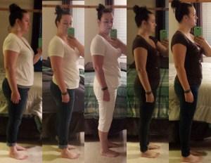 4 month progress