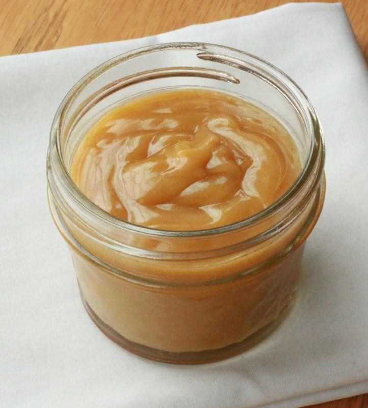 Keto Caramel in a jar