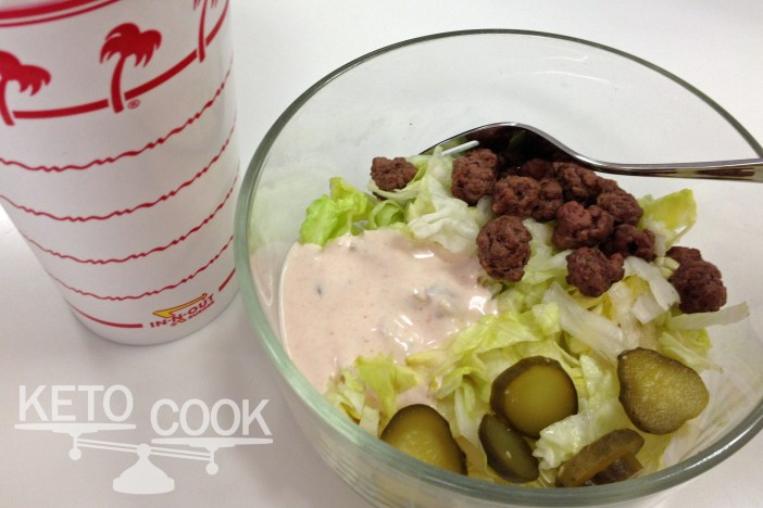 In-N-Out Salad