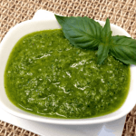 Homemade Pesto - Keto and Low Carb