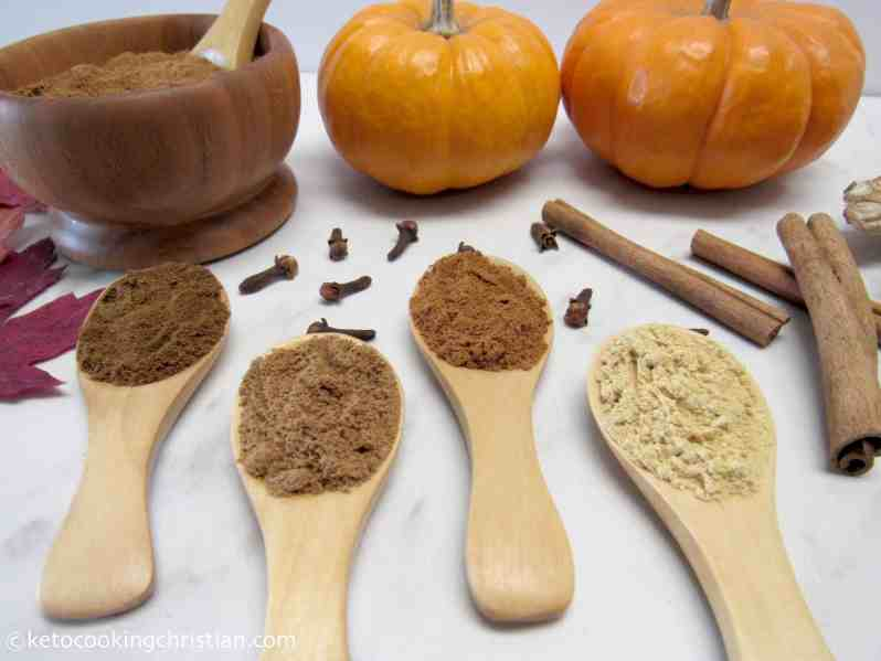 Homemade Pumpkin Pie Spice - Keto and Low Carb