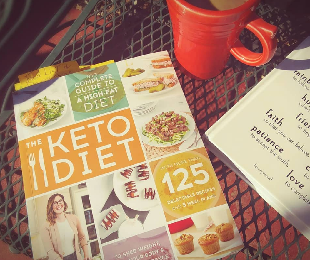 Recommended Keto Diet Book