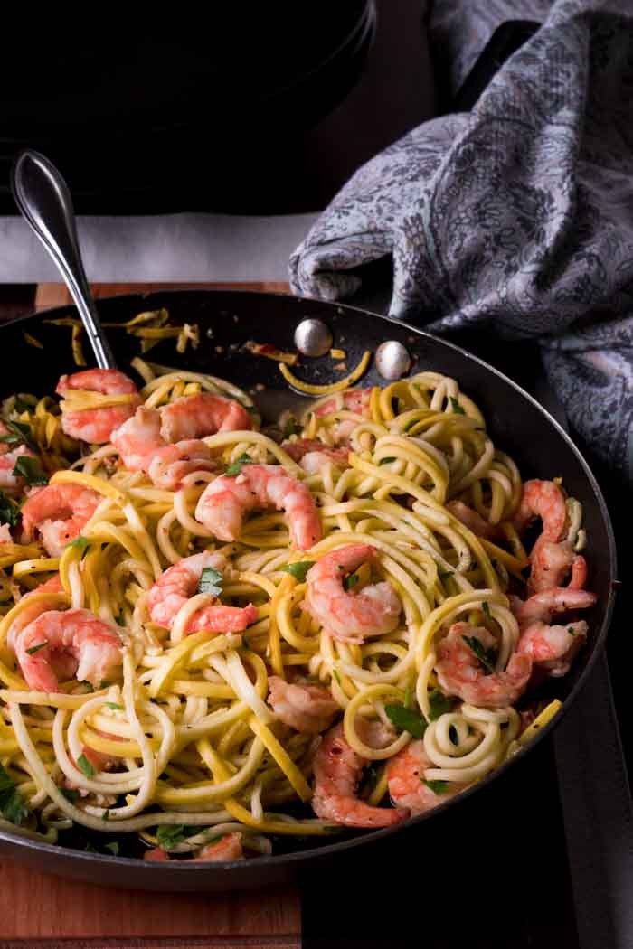 KETO SHRIMP RECIPE [LOW CARB, GLUTEN FREE]