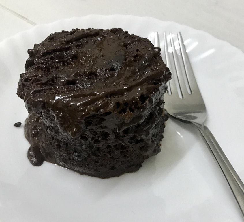 Best mug cake EVER!
