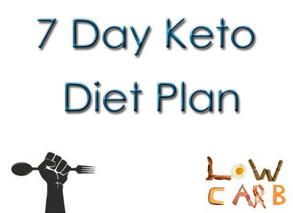 7 Day Vegetarian Keto Diet Meal Plan Menu Ketodietforhealth