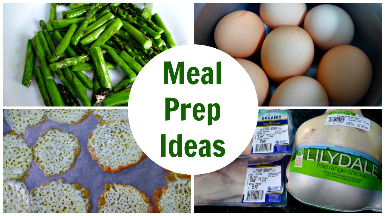 Low Carb Meal Prep Ideas For The Week