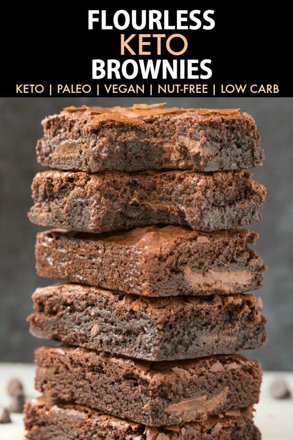 Easy Keto Brownies Recipe