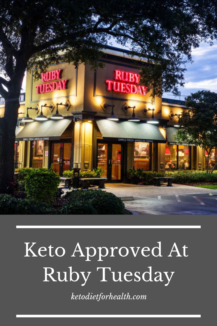 Keto Approved At Ruby Tuesday