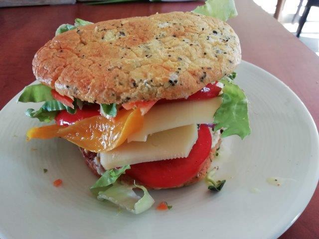 Gezond 'broodje' gezond