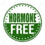 hormone free label