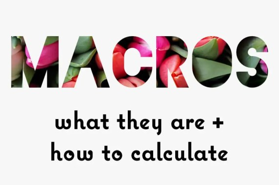 Keto Macros - How to Calculate Macronutrients