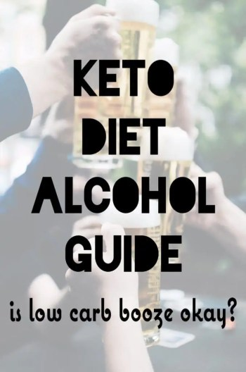 Keto Diet Alcohol Guide: Low Carb Drinks