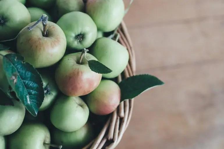 Apple Carbs