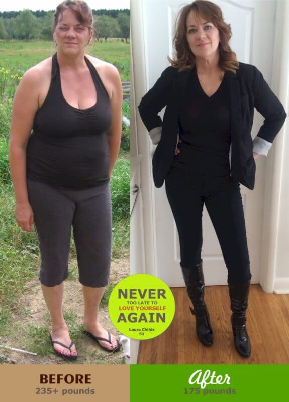 Keto Weight Loss Success Stories - Before and After Results