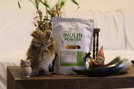 Inulin improves digestive health