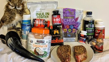 groceries to start on keto