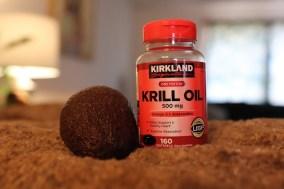 Take krill oil to avoid lazy keto