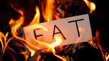 Intermittent fasting burns fat