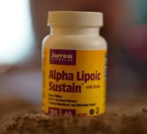 Alpha Lipoic Acid Antioxidant