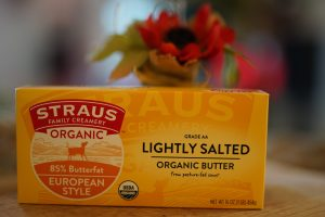 Straus organic butter is keto friendly