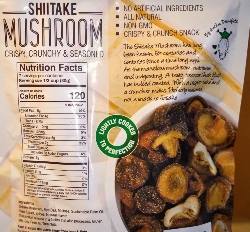 Keto-at-Costco-mushroom-ingredients