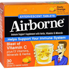 Airborne is just a multivitamin