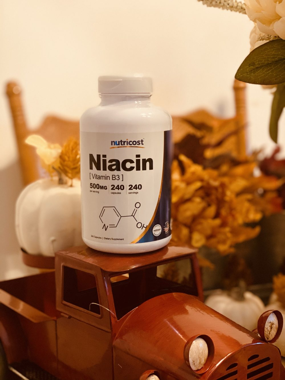 What's the Best Form of Niacin and is it Good For Keto?