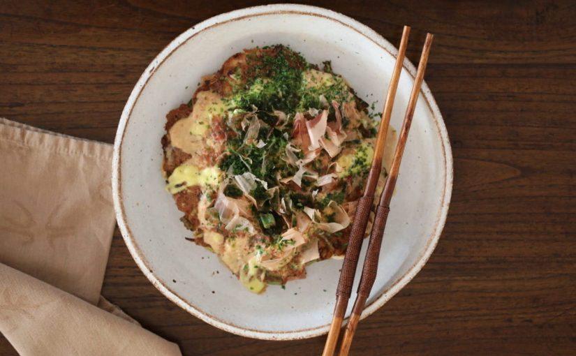 Low Carb Okonomiyaki