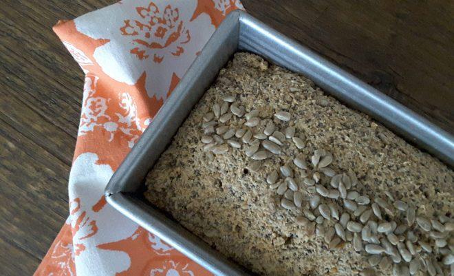 Healthy Low Carb Bread