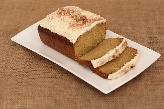 Try it topped with sugar free cream cheese frosting for a delicious option