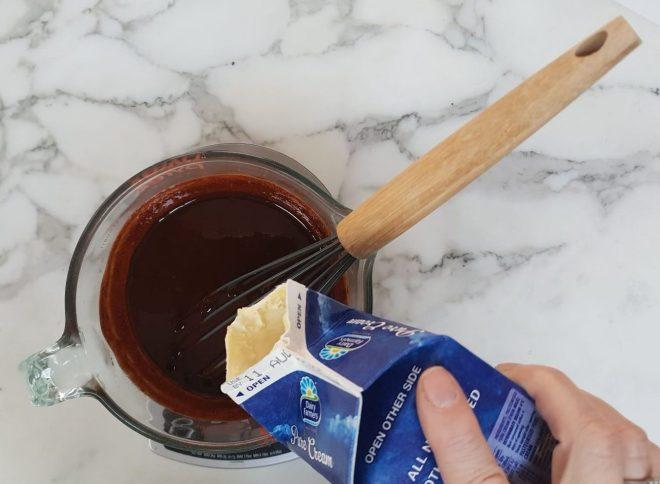 Low Carb Chocolate Fudge