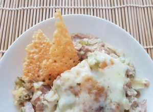 Healthy Keto Tuna Casserole