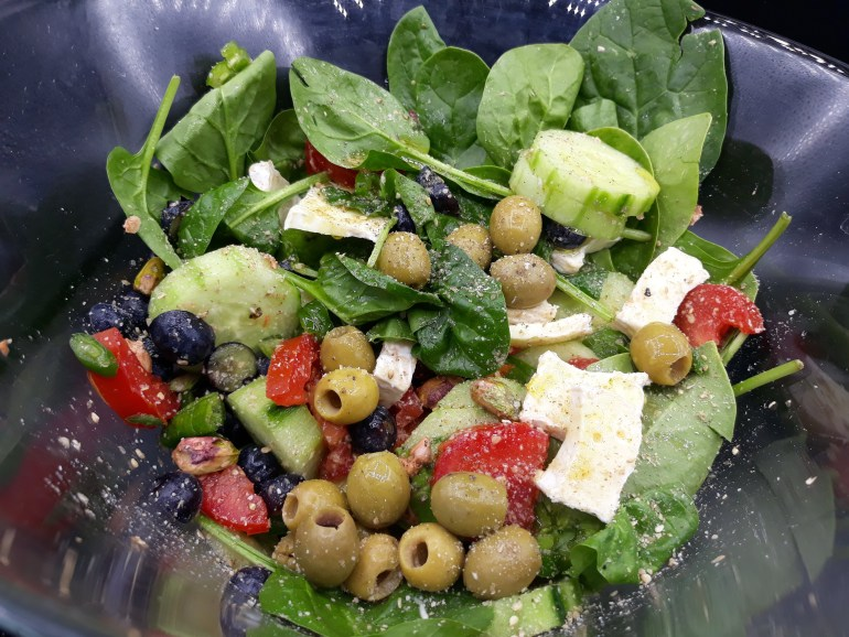 grote salade