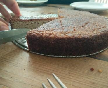 citroen-ricotta cake
