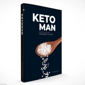 ketoman 3D boek