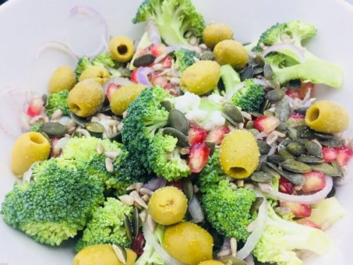 broccoli salade