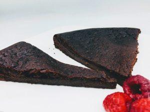 chocoladetaart zonder bloem