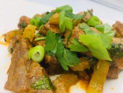 thaise steak