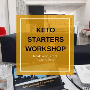 Keto Starters Workshop