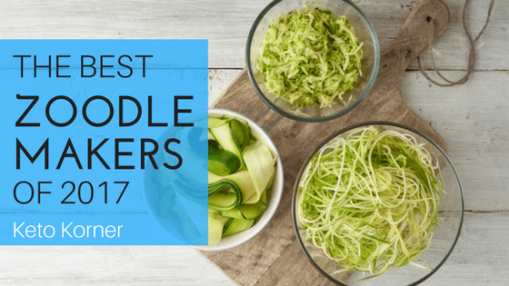 The Best Zoodle Makers For 2018