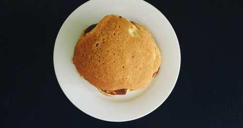 keto pancakes with almond flour