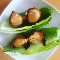 keto scallop recipe