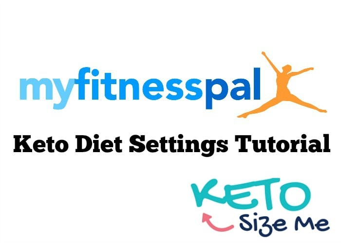 My-Fitness-Pal-Keto-Diet-Settings